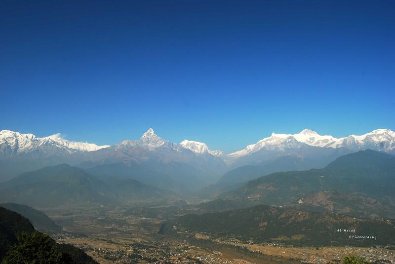 Annapurna Range,Pokhara