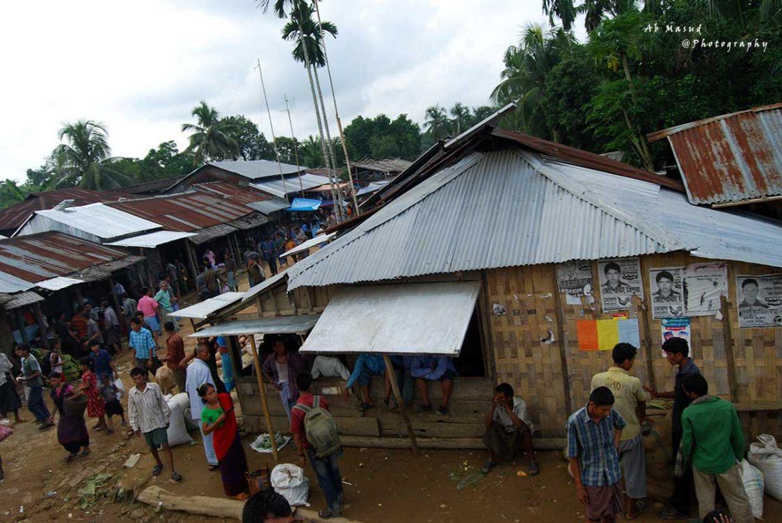 Machalong Bazar, Sajek, Rangamati