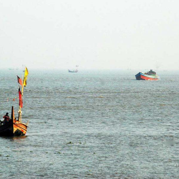 Boats of Meghna